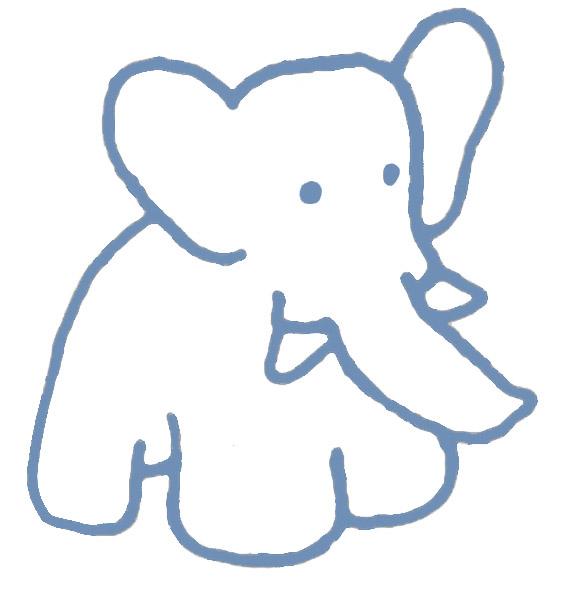 elefantinoblu
